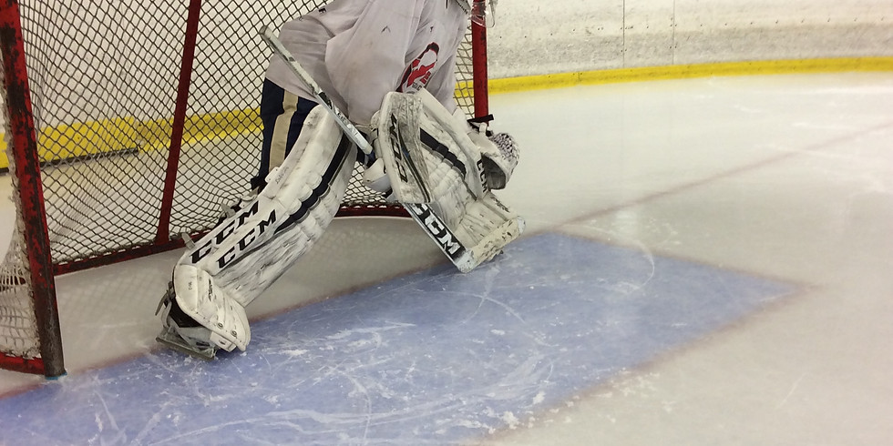 (SOLD OUT) Jr goaltender prospect development camp for midget and jr goalies only. $425+tax