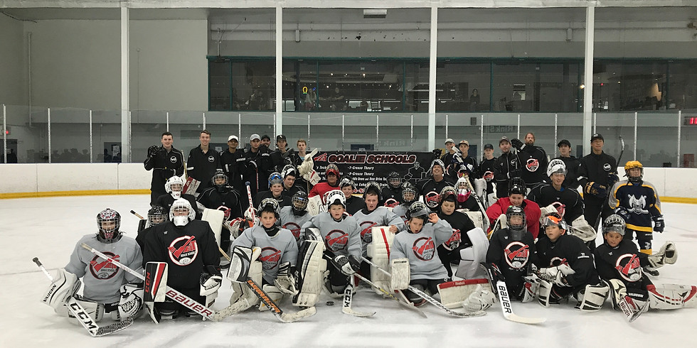 All Ages Development Summer Camp - Aug 9th-13th - Scotia Barn (Burnaby 8 Rinks): $525 plus tax