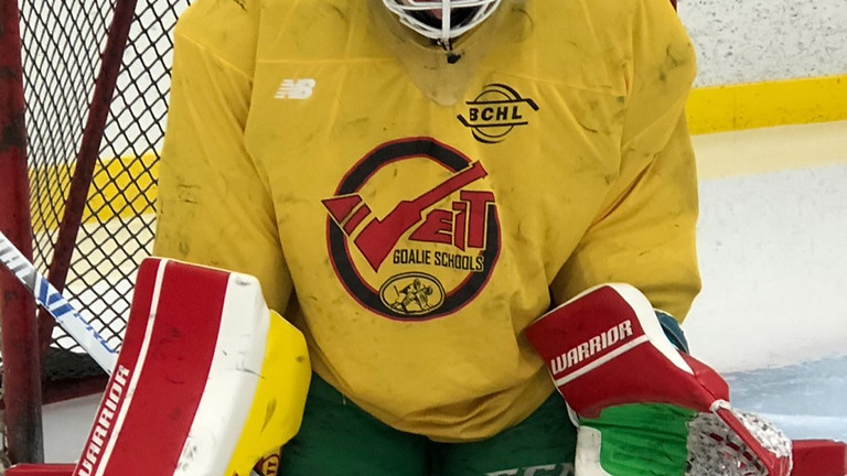 SUNDAY GOALTENDING DEVELOPMENT SESSIONS - April 18 to June 20. NO CLASS MAY 23!