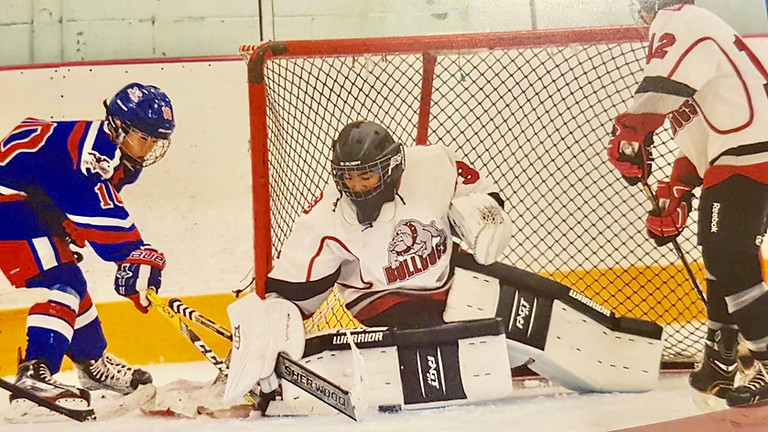 Advance Technical Development Camp for goalies at Scotia Barn - July 26-30