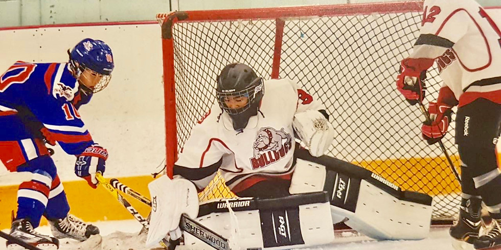 Advance camp for goalies who are trying out for rep hockey ages atom and older at Burnaby 8 rinks - $675 plus tax
