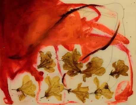 the whip,12x14,oil,flowers,resin on wood,2021.JPG