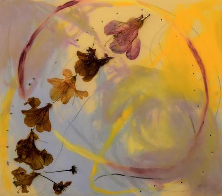 spirit of the wind #2, 12x14,oil,flowers,resin on wood,2021 - Copy.JPG