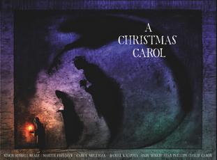Le récit étoilé de 'A Christmas Carol' sera projeté dans l'Alexandra Palace Theatre et les cinémas d