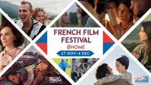 Le French Film Festival est en ligne cette année !