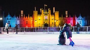 Tous en piste sur la glace cet hiver à Londres!