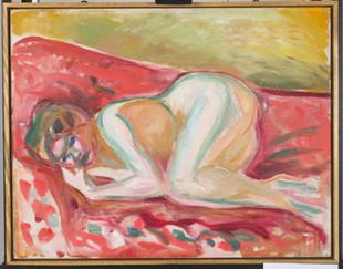 Art. Quand deux artistes se mélangent ... Découvrez les oeuvres de Tracey Emin et Edvard Munch.