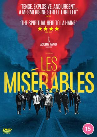 Les Misérables, sortie en DVD et en numérique le 30 novembre 2020.