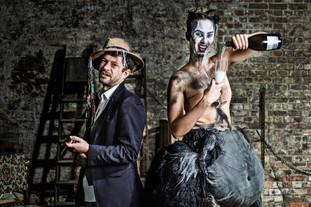 Le diable vous invite à son mariage : Dante's In-Furlough un show horrifique et plein d'humour !