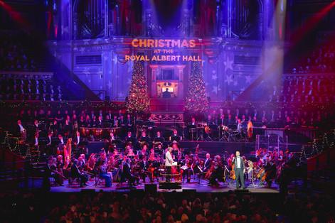 Noël au Royal Albert Hall !