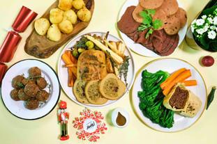 Un Noël vegan c'est possible grâce à Rudy's !