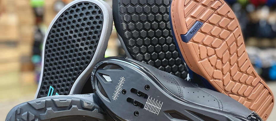 The Case for Platform Shoes in Mountain Biking