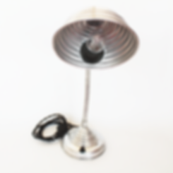 Vintage flexo lamp, lampara flexo vintage