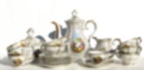 Veritable tea service (made in Italy) servicio de té, servicio de cafe