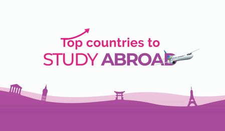 Top Destinations for Studying Abroad