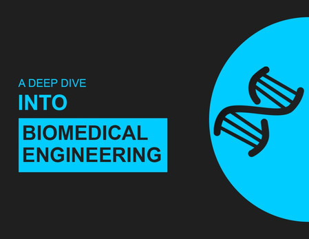 A Deep Dive Into Biomedical Engineering