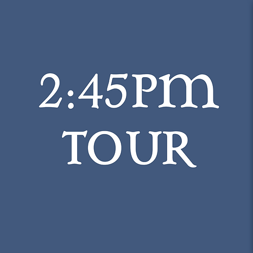2:45PM Tour