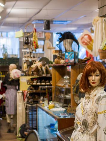 Rustology Antiques & Oddities