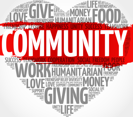 Why should a business give back to the community?