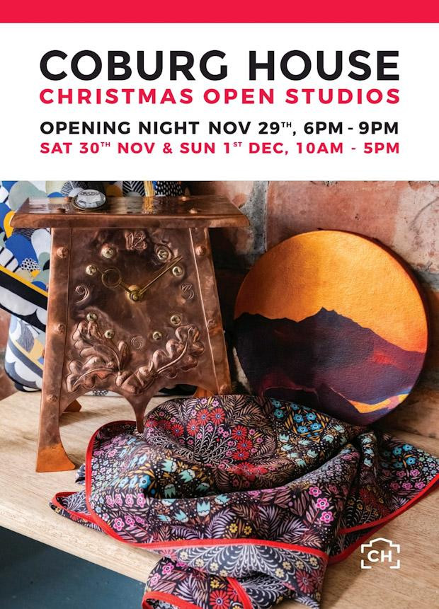 Come along to my studio the weekend of our Open Studios event! Over 70 artist and makers open their studios for the weekend.