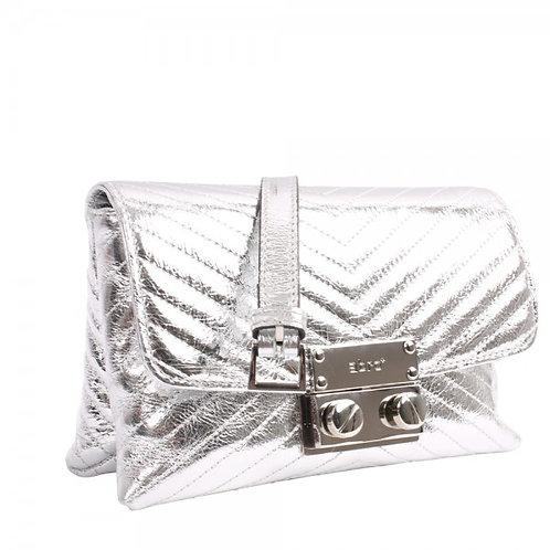 Abro Crossbody Bag silber