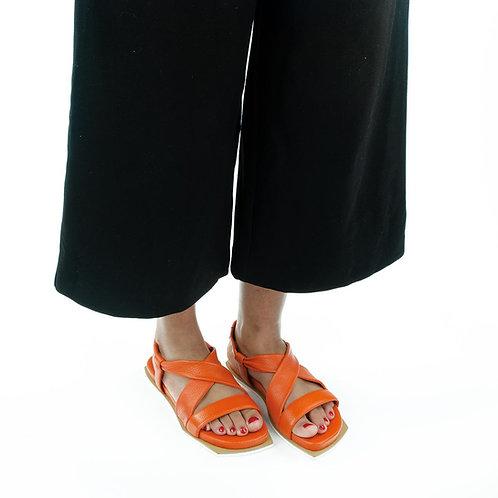 Truman's Sandale Orange