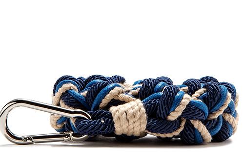 Gianni Chiarini Schulterriemen Rope blau