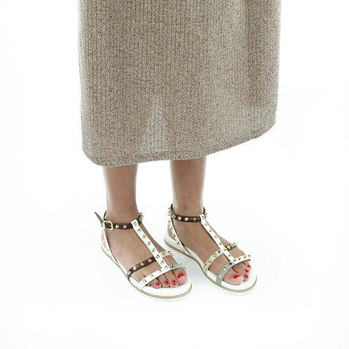Truman's Sandale Nieten