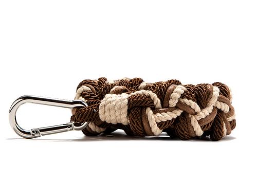 Gianni Chiarini Schulterriemen Rope braun