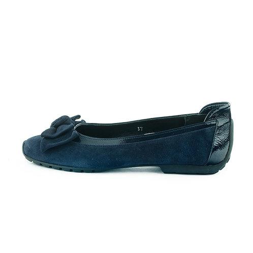 Mania Ballerina Schleife Blau