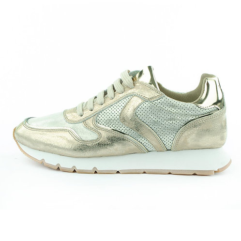 Voile Blanche Sneaker Gold