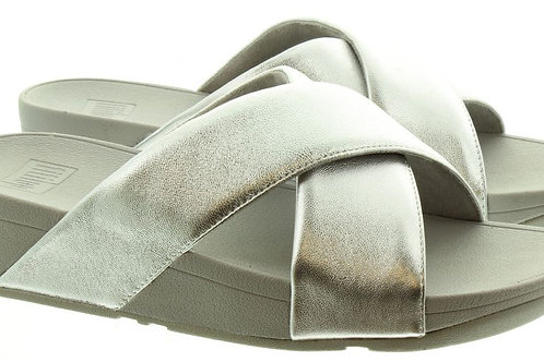 Fitflop Slipper Silber