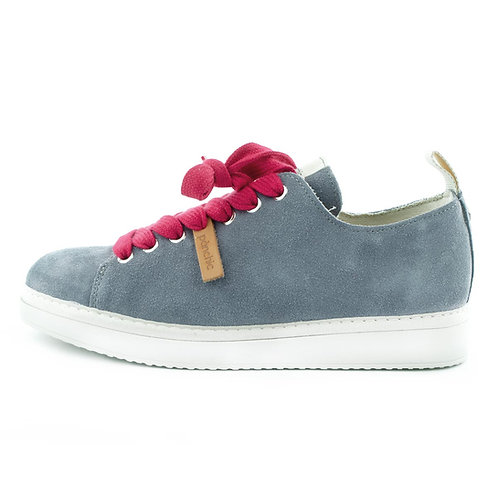 Panchic Sneaker Suede Blau