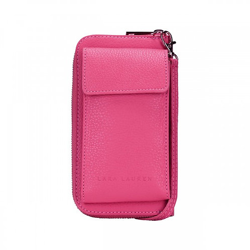 Lara Laurèn City Wallet pink