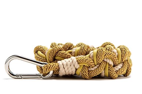 Gianni Chiarini Schulterriemen Rope gelb