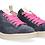 Thumbnail: Suede lace-up shoe blue