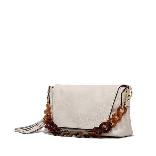 Gianni Chiarini Africa Shoulder Bag crème
