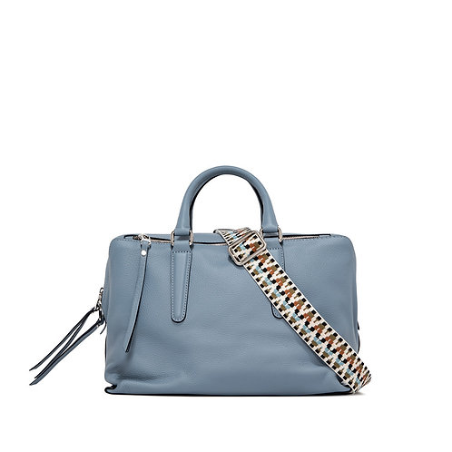 Gianni Chiarini Isabella Shoulder bag hellblau
