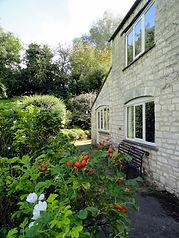 Front Of Juniper Cottage