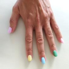 #nailart #manucure #vernispermanent #pastel