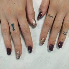 #onglesgel #onglerie #nails
