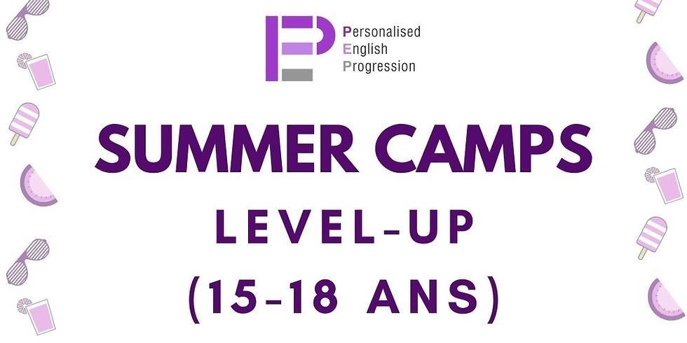 Level-up! (Anglais pour les 15-18 ans) - Veyrier