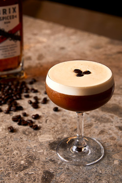 Spiced Espresso Martini