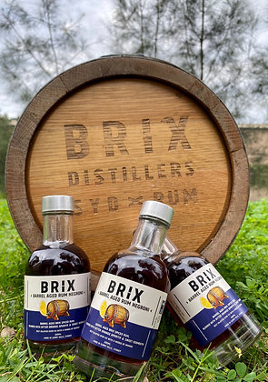 Brix Barrel Aged Negroni - 200ml