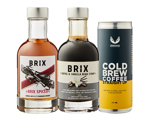 Brix Mix-Your-Own Espresso Martini Pack