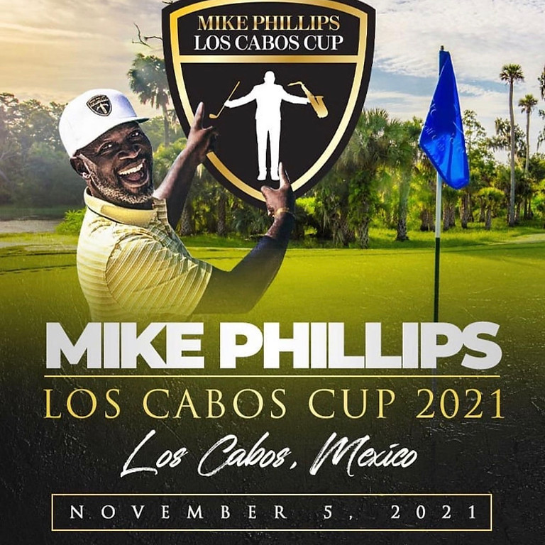 Life Luxe Jazz Cabo & Mike Phillips Los Cabo Cup !