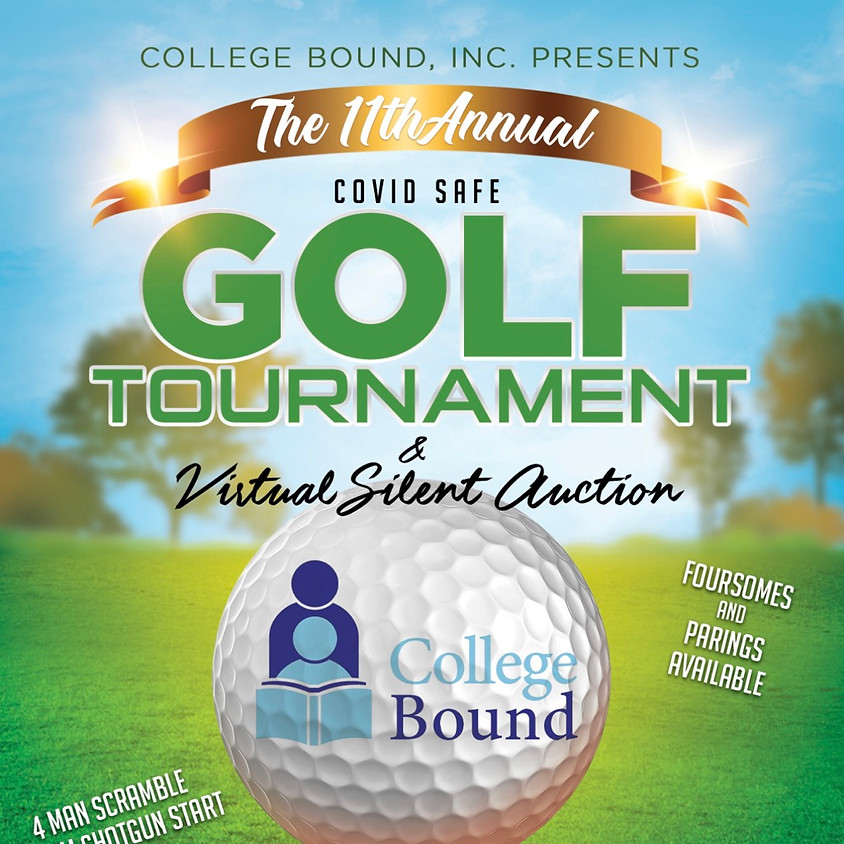 College Bound 11th Annual Golf Tournament & Silent Auction (1)