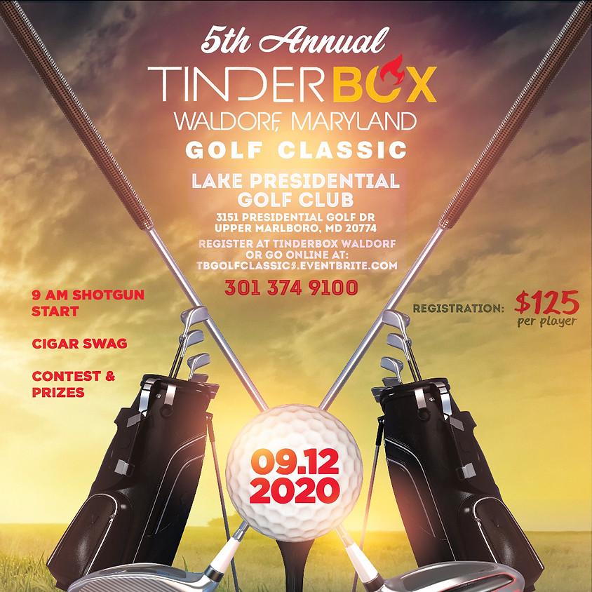 5th Annual Tinderbox Waldorf Golf Classic