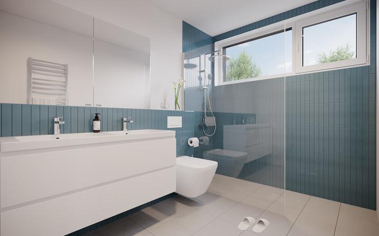 KIRCHWEG - Badezimmer