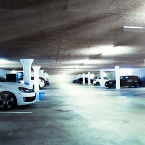 Car-Parkplätze